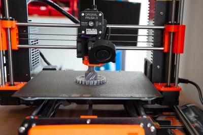X-Net Forschung und Innovation 3D-Druck
