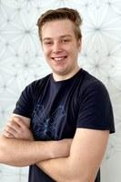 Portrait Nicholas Lamprecht