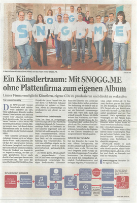 SNOGG.ME OÖ Nachrichten